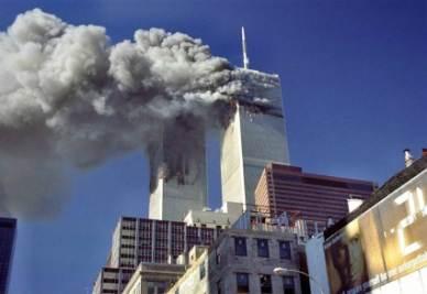 L'attacco alle Torri Gemelle dell'11 settembre