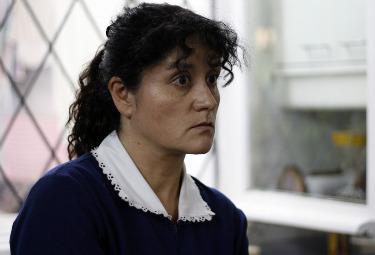 Catalina Saavedra, protagonista del film