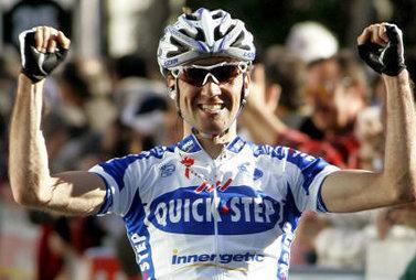 Carlos Barredo, il ciclista spagnolo protagonista della rissa con Alberto Costa al Tour de France