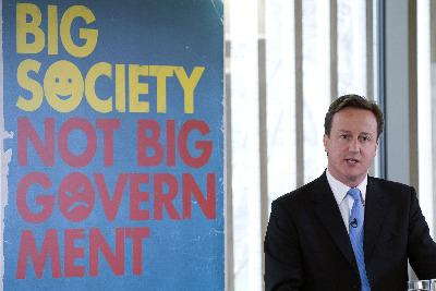 UK/ The Big Society will only get bigger