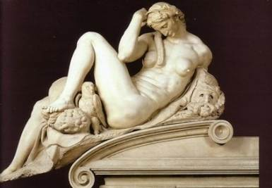 Michelangelo Buonarroti, La Notte