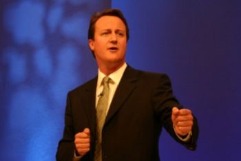 U.K./ From the Big Society to gay marriage, Cameron's contradictions
