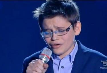 Christian Imparato, vincitore di Io Canto