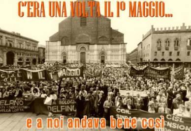 L'immagine che compare sul manifesto della Cisl