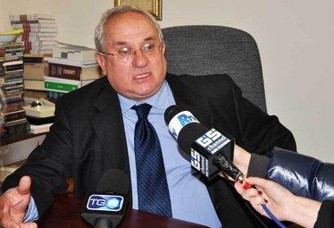 Il procuratore generale di Reggio Calabria, Salvatore Di Landro