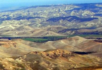 La desertificazione è un rischio anche per l'Italia