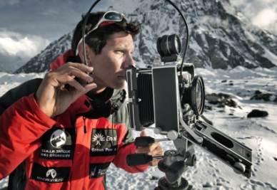 Il fotografo e ideatore dell'iniziativa Fabiano Ventura