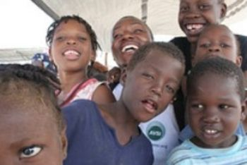 PHOTO/ Rebirth of the Human in Haiti - AVSI reports...