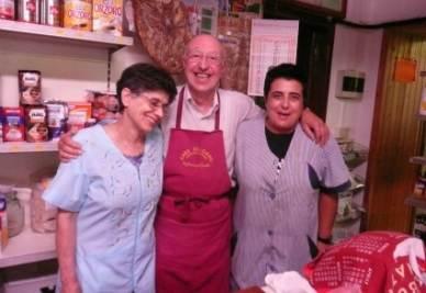 Gino Gasperini e la sua bottega