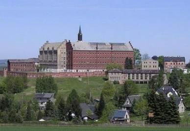 Il penitenziario femminile di Hoheneck a Stollberg