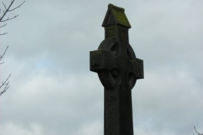 Irish cross in Cork