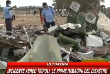 Il disastro di Tripoli