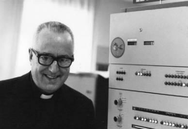 Padre Roberto Busa