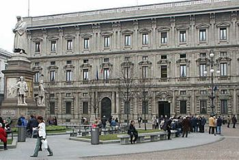 Palazzo Marino (Imagoeconomica)