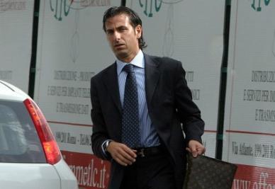 L'ex arbitro Gianluca Paparesta, 42 anni (INFOPHOTO)