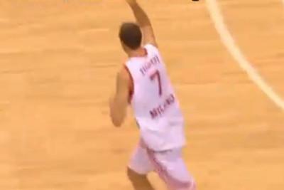 Oleksiy Pecherov, nuova stella dell'Olimpia