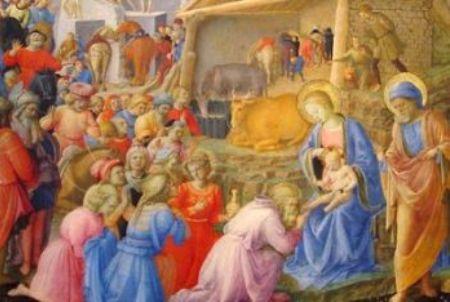 Beato Angelico, Adorazione dei magi