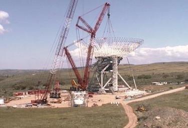Il Sardinia Radio Telescope