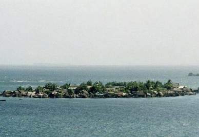 Il San Blas Archipelago a Panama