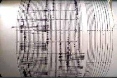 Scossa di terremoto in Abruzzo