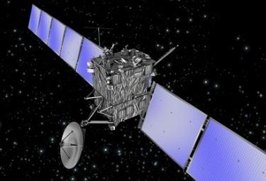 La sonda spaziale Rosetta