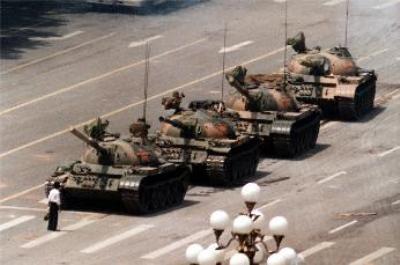 Tiananman Square, 1989