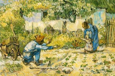 Vincent Van Gogh, I primi passi