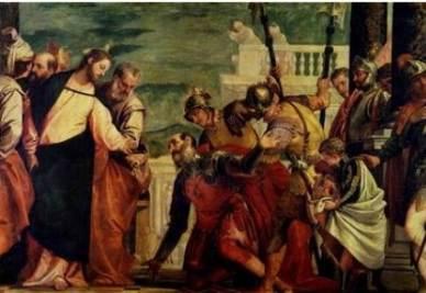 LETTURE/ L'umiltà del centurione: sotto la croce è iniziata la Chiesa dei pagani