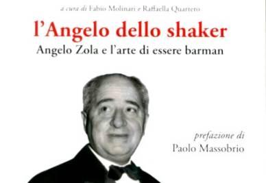 La copertina del libro L'Angelo dello Shaker