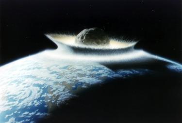 L'impatto di Apophis sulla Terra