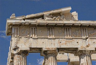 Atene, il Partenone