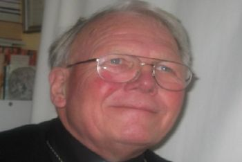 Il vescovo anglicano Edwin Barnes