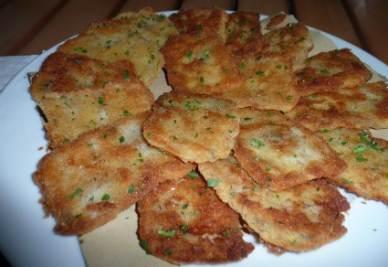 I batsoà, piedini di maiale fritti del ristorante Pinocchio di Borgomanero (NO)