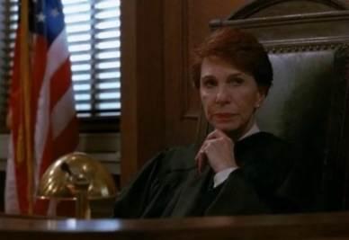 Doris Belack in Law and Order