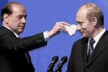 Rapporti Italia-Russia svelati da Wikileaks
