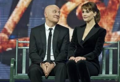 Claudio Bisio e Paola Cortellesi