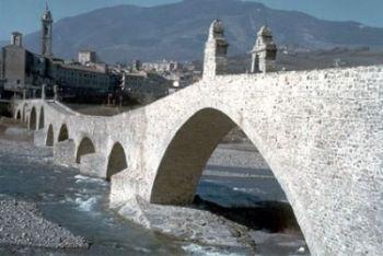 Il Ponte Gobbo di Bobbio