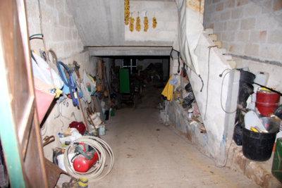 La cantina di MIchele Misseri dove è stata uccisa Sarah, foto Ansa