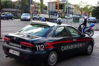 I Carabinieri indagano sull'incidente