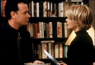Foto: Tom Hanks e Meg Ryan in C'è posta per te