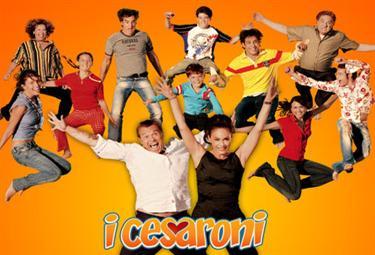 I Cesaroni 3, il cast
