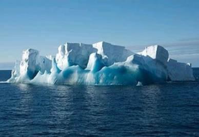 Un iceberg al disgelo