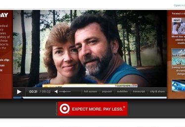 Nella foto, Donnie Fritts con la moglie prima della malattia