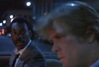 Eddie Murphy in una scena di