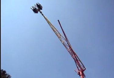 Il pendolo, la giostra che ha provocato la morte della ragazzina spagnola