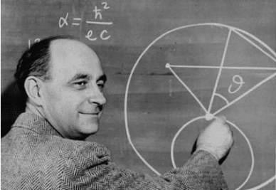 Enrico Fermi (immagine d'archivio)