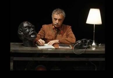 Lo Stalin di Eugenio Corti in una rappresentazione teatrale