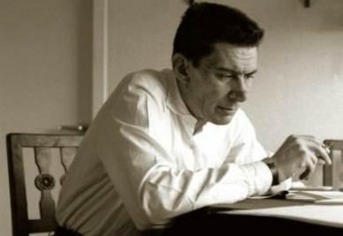 Beppe Fenoglio (1922-1963; immagine d'archivio)