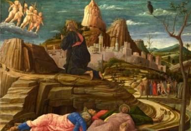 Andrea Mantegna, Orazione nell'orto