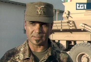 Il primo maresciallo Mauro Gigli